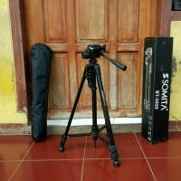 tripod somita 3520 stand kamera canon nikon sony Fujifilm Olympus