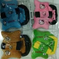 Jual Bantal tulang set mobil / car set / accessories mobil bordir 3 in 1 Murah