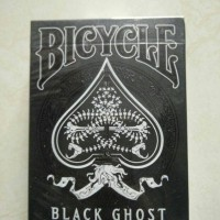 bicycle black ghost legacy edition + bonus deck