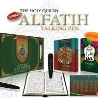 Jual Al-Quran Al-Fatih Talking Pen Al Qolam + Iqro' Diskon hingga 20% + 5% Murah