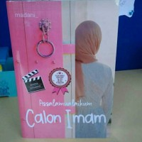 Assalamualaikum calon imam -novel