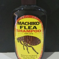 Shampo Kutu Kucing Machiko Sampo Machiko 225ml