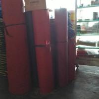 karpet talang merah putih uk 55cm
