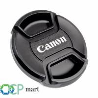 Jual Lens Cap Canon 58mm Fujifilm Canon 16-50mm 18-55mm tutup lensa lenscap Murah