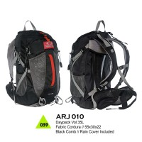 Tas  Gunung - Hiking - Adventure Trekking Carrier Daypack - ARJ 010