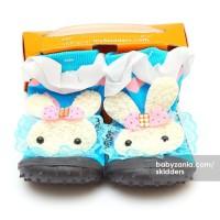 Jual  Skidders Rubber Flexible Shoes  Blue Rabbit T2909 Murah