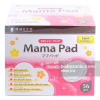 Jual  Dacco Mama Pad Flower Breast Pad  bantalan payudara 506 Pcs T2909 Murah