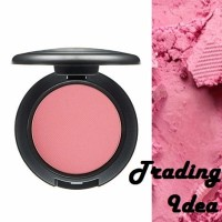 MAC Powder Blush - Pink Swoon ( Soft Candy Pink ) Original