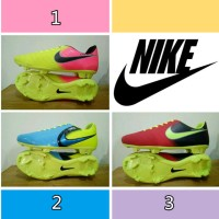 SEPATU BOLA NIKE TIEMPO NEW SERIES SOCER PLAYERS SPORTY MAN