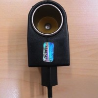 AC To DC Car Cigarette Lighter Accessories Socket Converter Plug 12V