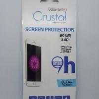 Jual Terbaru Hippo Tempered Glass Crystal Screen Guard Oppo NEO 9 Original Murah