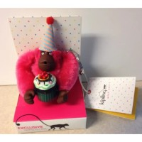 Kipling - Keychain - Birthday Monkey