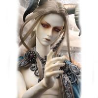 1/3 BJD Doll Soom Sard Human + Fantasy Version (Presented Eyes)