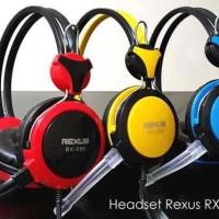 Jual Jual Headset Rexus Gaming Rx-995 Limited Murah