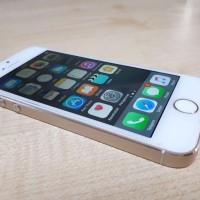 Jual iPhone 5S  32 Gb gold full set finger print ON murah ex cewek Murah