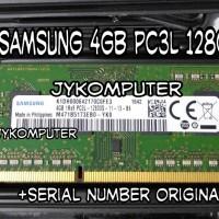SAMSUNG DDR3 4GB PC3L 12800 grs LIFETIME Ram laptop memori Sodim DDR3L