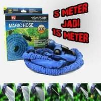 Jual BARU Magic X Hose 15 Meter/ 50 Feet/ Selang Taman dan Rumah Murah