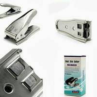 Jual NOOSY Nano Sim Cutter and Micro Sim Cutter 2 IN 1 Murah