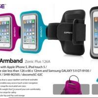 Jual Unik CAPDASE Sport Armband zonic 126a for iPhone5 T1910 Murah