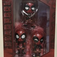 Jual Hot Toys Cosbaby Deadpool Collectible Set Murah