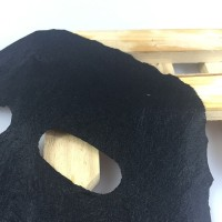 Harga charcoal facial mask masker muka kompres arang hitam | Pembandingharga.com
