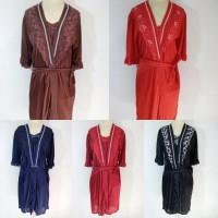 Jual kimono lingerie sexy baju tidur dewasa wanita dress piyama Murah