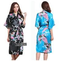 Jual kimono 2009 satin /seserahan/baju tidur Murah