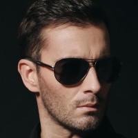 Jual DISKON Veithdia Kacamata Aviator Polarized Sunglasses Murah