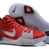 Sepatu Basket Kuliahsepatu basket nike kyrie 3 flyknit red white