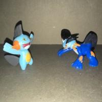promo pokemon action figure swampert + marchomp set murah obral