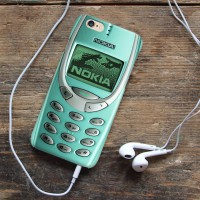 HP Nokia Blue case iphone 6 7 case 5s oppo f1s redmi s6 vivo