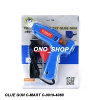 Jual Two-Step Hot Melt Glue Gun C-Mart Tools  CC0019-4080   Murah