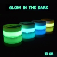 Satiniq Luminos Acrylic Glow Paint / Cat Glow in the Dark 13gr