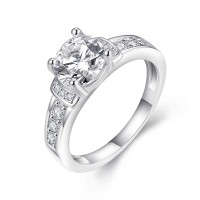 harga Tiaria Classic Party Ring Akr003-8 White Gold Aksesoris Cincin Wanita Tokopedia.com