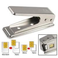 Jual (Alat Pemotong Kertas) Nano SIM Cutter Pemotong Sim Card Murah