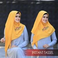Jual hijab Terbaru instant tassel Limited Edition Murah