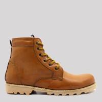 ISTIMEWA sepatu boots pria s Adabos Crypton Safety pria Terbaru Termu