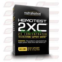 New Hemotest 2XC 60 Caps Nutrabolics