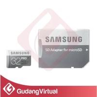 Jual Samsung MicroSD Pro Class 10 UHSI  32GB 90 Mbps   Murah