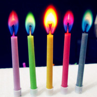 Candle Lilin Colorflame