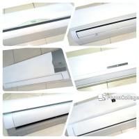 Harga kipas angin model ac 2 pk remote | Pembandingharga.com