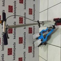 Jual PROMO Scooter double pedal vita juara MAINAN ANAK Murah