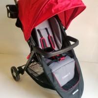 HOT DEAL Jabodetabek Go Send BabyDoes CH703 Compact3 3 Wheeler Baby S