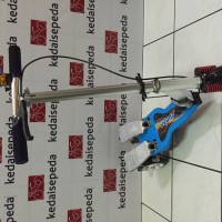 Jual HOT DEAL Scooter double pedal vita juara MAINAN ANAK Murah