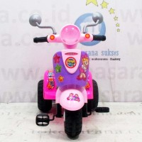 Jual HOT DEAL SHP SC609 Scooter Motor Mainan Anak Tongkat Dorong KADO ANAK Murah