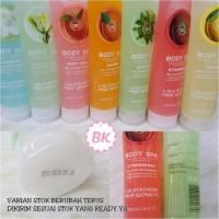 Jual Body Shop Bodyshop Peeling Gel Spa / Bodyspa New 400Ml Murah