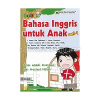 Bamboomedia - Bahasa Inggris untuk Anak Seri 1