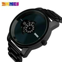 Jam tangan pria unik keren skmei - fossil - guess - casio - police