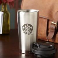Jual BEST SELLER #EC020 / Tumbler Starbucks Stainless Steel / Termos Murah