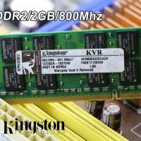 RAM SODIMM Laptop DDR2 2GB PC2-6400S 800Mhz Kingston / Samsung / Hynix